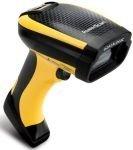 Datalogic PowerScan pd9500Handarbeit 1D/2D Diode Foto schwarz, gelb–Code-Leser Stangen (1D/2D, Diode Foto, Aztec Code, Data Matrix, MaxiCode, Micro QR Code, QR Code, 680Nm, 0–360°, 0–40°)