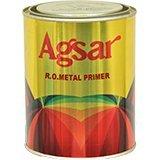 #7: Agsar Red Oxide Metal Primer (1 Lit)