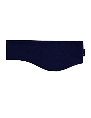 maximo Jungen, ausgenäht Stirnband, Blau (Dunkelmarine 11), 55