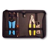 Platinum Tools 90136 EZ-RJ45 Termination Kit, w/Zip Case. Box. by Platinum Tools Termination Box