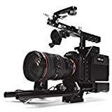 ASXMOV-Scorpion DSLR Schulterhalterung Gh5 Kamera Rig für Panasonic GH5/GH4 Rig Kit