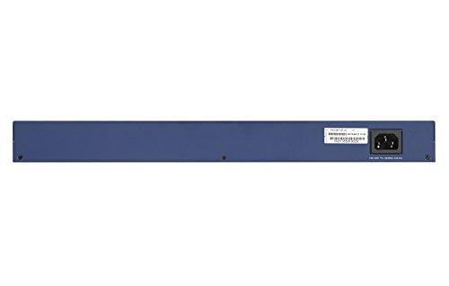 NETGEAR FS728TLP-100EUS ProSAFE (24-Port Fast Ethernet Smart Managed Switches with POE and 4 Gigabit Uplinks)