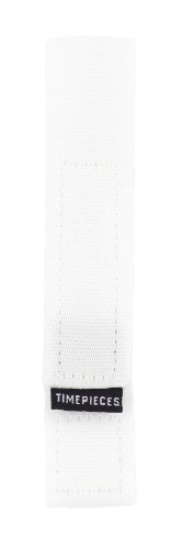 Rosendahl - 43570-460 - Montre Mixte - Bracelet Mixte - Nylon Blanc