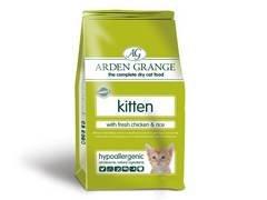 Arden Grange Kitten Ckn 2.5Kg# from Arden