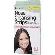 Nose Cleansing Strips - For Instantly Fresh Clean Pores, 3 strips,(Nupore) by nu-pore (Strips Pore Cleansing Nu)