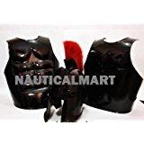 Halloween-Kostüm Muscle Griechische Armor mit 300 Spartan Helm von (Spartan Halloween)