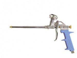 PU Schaumpistole aus Metall f. Pistolenschaum Bauschaum
