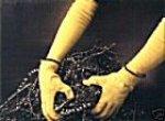 Armschützer Kevlar, Ansell 70-118, 457mm lang mit Daumenloch