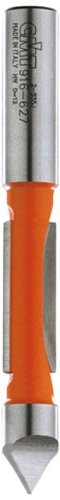 Cmt 816.627.11Panel Pilot Bit mit Führungsschiene, 1/2Schaft, 1/2Durchmesser, hartmetallbestückt - Pilot Bit Panel