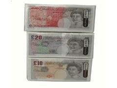 Money Tissues - set of 3 - £10, £20 & £50