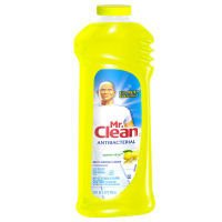Multi-Surface Antibacterial Cleaner, Summer Citrus Scent, 24 oz Bottle
