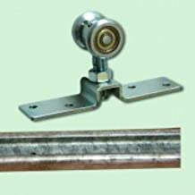 Rail pour porte coulissante placard - Rail pour porte coulissante suspendue exterieur ...
