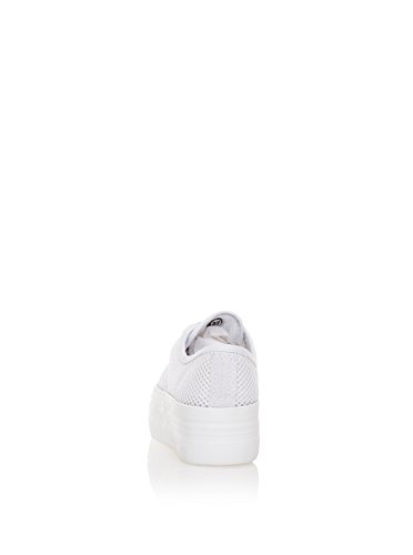 Sixtyseven Plataforma, Sneaker donna Bianco