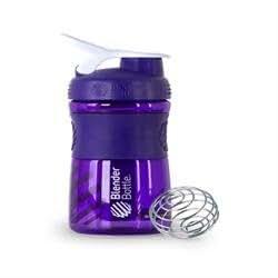 Blender Bottle Sports Mixer Bottle Purple 28 Ounce