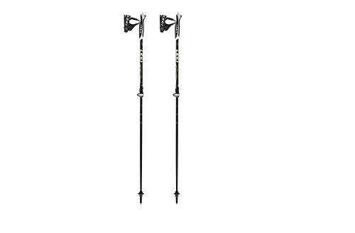 LEKI Nordic Walking Stöcke Spin Speed Lock, Black, One size, 6322629