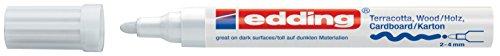 Edding e-4000 - Marcador Negro