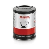 Lattina di caffè macinato miscela Nera 250 g