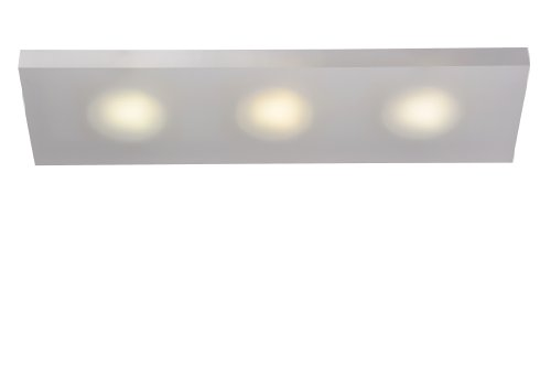 Lucide WINX - Applique Murale Salle de bains - 3x9W 4500K - IP21 - Opalin