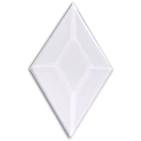 1-3/4 X 3 Diamond Bevel - Box Of 30 by Delphi Glass