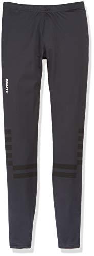 CRAFT Warm Modelo-Mallas de esquí de Fondo para Hombre, Hombre, Color Negro, tamaño FR: M (Talla Fabricante: C: M)