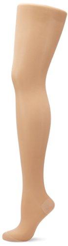 ELBEO Fitness Strumpfhose, 900024 - Collants - Femme Beige (gobi 3300)