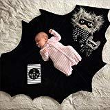 Himom Batman Bebé Cobija Almohadilla Manta del juego del bebé Estera Amortiguar Accesorios de fotografía Para el bebé o los niños.