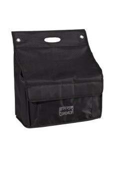 Eskadron Tasche für Boxenvorhang, schwarz, groß (50 x 70 cm)