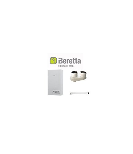 Beretta 20113788 Caldaia Condensazione Ciao At 25 CSI ERP, Grigio