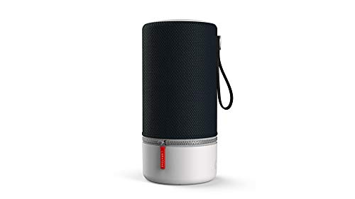 Libratone Zipp 2 Smart Wireless Lautsprecher (mit Alexa Integration und AirPlay 2) stormy black
