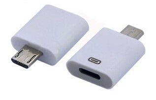 FINOO ® | Micro USB Adapter auf Lightning Stecker /