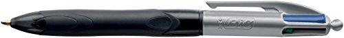 BIC Grip Pro – Bolígrafo de bola retráctil (4 colores)
