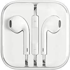iPhone Earphones Original with mic