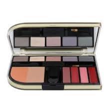 L 'Oréal Paris & Beauty Lidschatten Rouge Palette Lippenstift mit 5Lippenstiften Augen Schatten,...