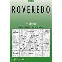 Swisstopo 1 : 50 000 Roveredo: Lostallo - Gravedona - Chiavenna