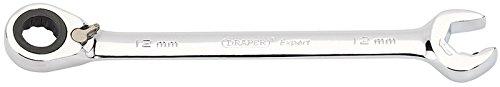 Draper Expert 06839 Double clé à cliquet 12 mm