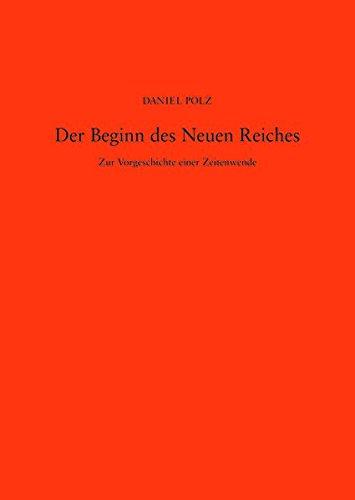 Der Beginn des Neuen Reiches: Zur Vorgeschichte einer Zeitenwende (Sonderschriften des Deutschen Archäologischen Instituts, Abt. Kairo, Band 31)