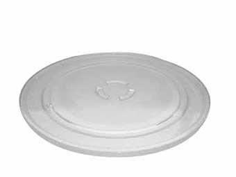 Whirlpool – Plato giratorio de cristal para horno microondas Whirlpool JT358 (36 cm)