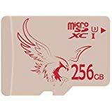 BRAVEEAGLE microSD Karte 256 GB U3 microSDXC für 4K Video Hochleistungs UHD 80 MB / s lesen...