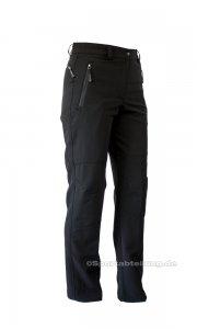 Hot Sportswear Bilbao Homme Softshell Noir Coupe-Vent