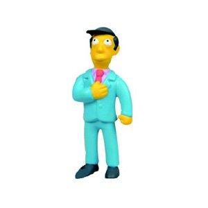 Preisvergleich Produktbild Simpsons - Principal Skinner Spielzeugfiguren