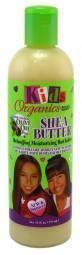 Africa's Best Kids Organics Hair Lotion, Shea Butter Detangling Moisturizing 12 oz by Africa's Best