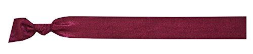 EMI JAY Headband Large Burgundy
