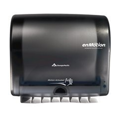 georgia-pacific-enmotion-59488-impulse-10-automated-touchless-paper-towel-dispenser-translucent-smok