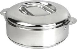 Gagan Stainless Steel Hot Pot, 1500ml (Silver)