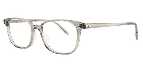 Oliver Peoples Brillen MASLON OV 5279U WORKMAN GREY BRUSHED SILVER Herrenbrillen