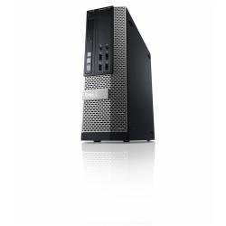 Dell Optiplex 790 SFF Desktop-PC (4 GB RAM, 3.3 GHz, Core i3 _ 2120, Windows 7 Professional, 250 GB Festplatte)