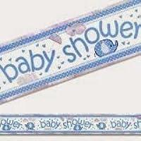 umbrellaphants Blue foil Banner (12ft Long)