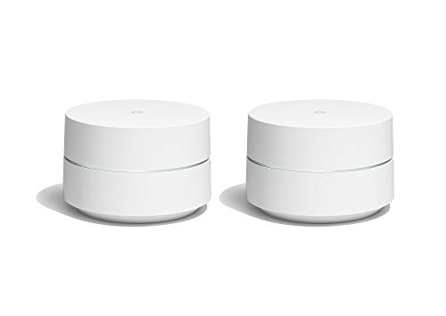 Google Router WiFi Wireless Bluetooth Color Blanco