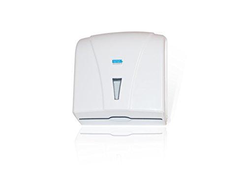 aviva-clean-white-paper-hand-towel-dispenser-white-new