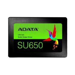 ADATA SU650 Unidad de Estado sólido 2.5' 480 GB Serial ATA III SLC - Disco Duro sólido (480 GB, 2.5', 520 MB/s, 6 Gbit/s)